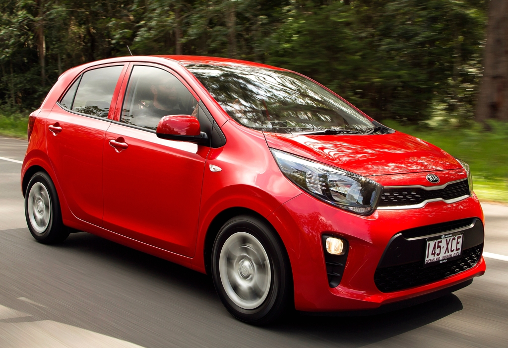 Can KIA Break the Japanese Monopoly with Picanto & Rio? 2