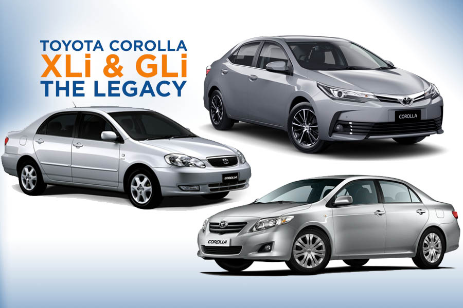 Opinion: The Legacy of Corolla XLi and GLi 50