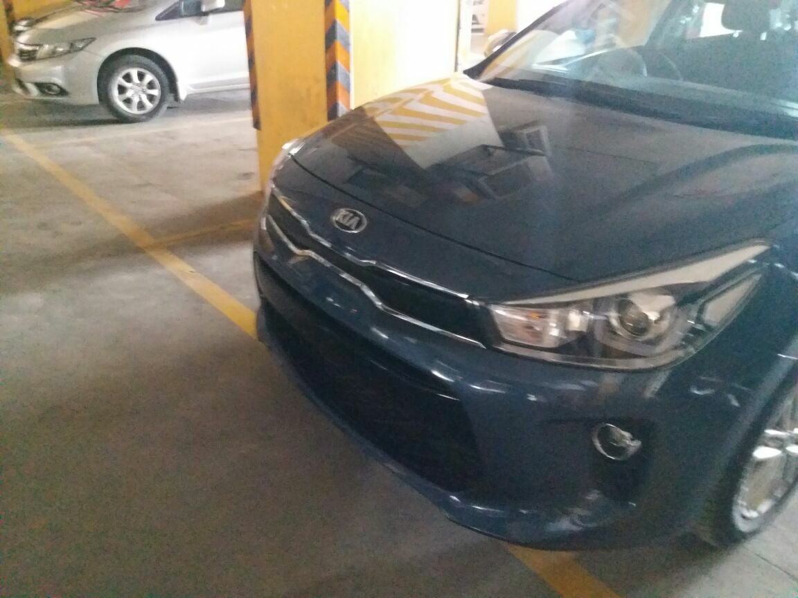 Another KIA Rio Spotted... 8