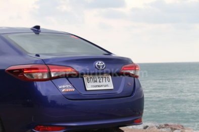 Can the New Yaris Ativ be a Replacement of Corolla 1.3? 6