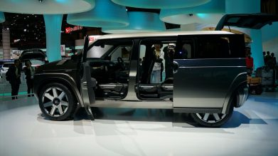 Toyota's Macho TJ Cruiser Concept to Go into Production 9