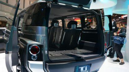 Toyota's Macho TJ Cruiser Concept to Go into Production 7