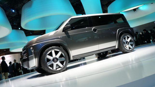 Toyota Reveals the Macho TJ Cruiser Concept at 2017 Tokyo Motor Show 1