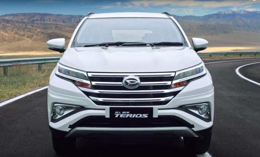 The All New 2018 Daihatsu Terios Carspiritpk