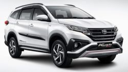 Comparison: Toyota Rush and Honda BR-V 9