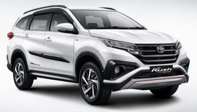 The All New 2018 Daihatsu Terios 7
