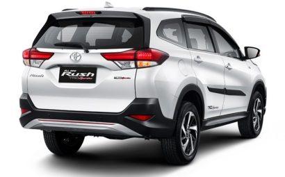The All New 2018 Daihatsu Terios 9
