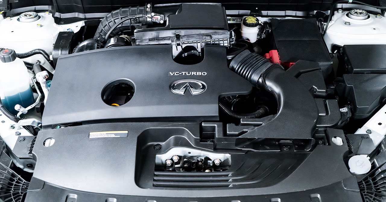 Nissan to Unveil the Revolutionary 'Variable Compression' Engine 3
