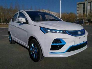 BingGo! New EV Brand by FAW in China 2