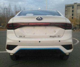 BingGo! New EV Brand by FAW in China 3