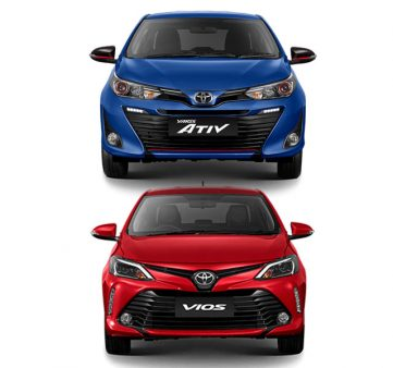 Vios or Yaris Ativ.. Which One Should Replace XLi and GLi in Pakistan? 7