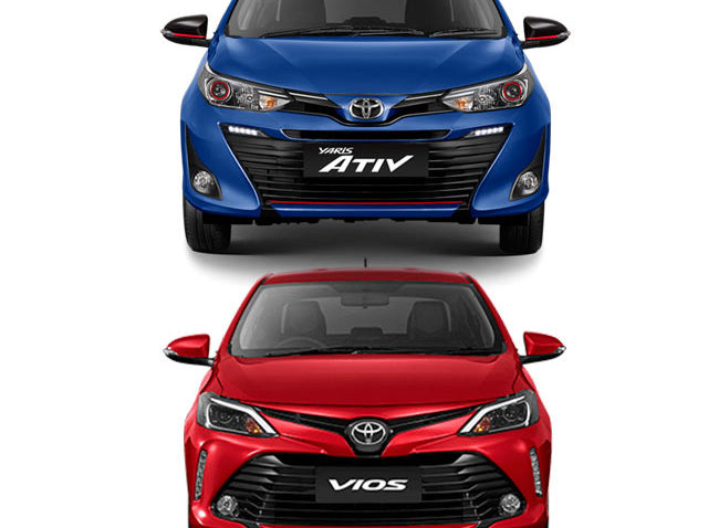 Vios or Yaris Ativ.. Which One Should Replace XLi and GLi in Pakistan? 9