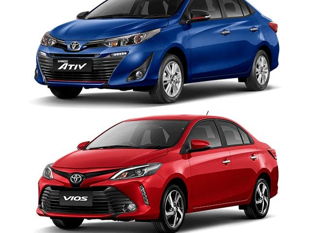 Vios or Yaris Ativ.. Which One Should Replace XLi and GLi in Pakistan? 15