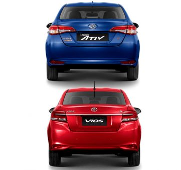 Vios or Yaris Ativ.. Which One Should Replace XLi and GLi in Pakistan? 8