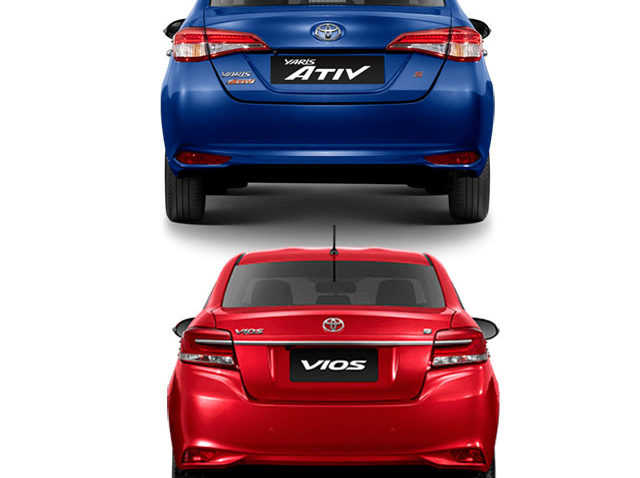 Vios or Yaris Ativ.. Which One Should Replace XLi and GLi in Pakistan? 10