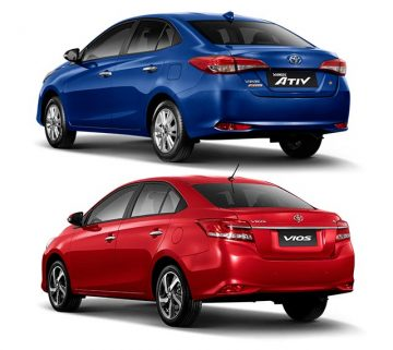 Vios or Yaris Ativ.. Which One Should Replace XLi and GLi in Pakistan? 13