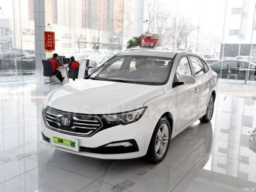 All-Electric FAW B30EV Launched in China 2