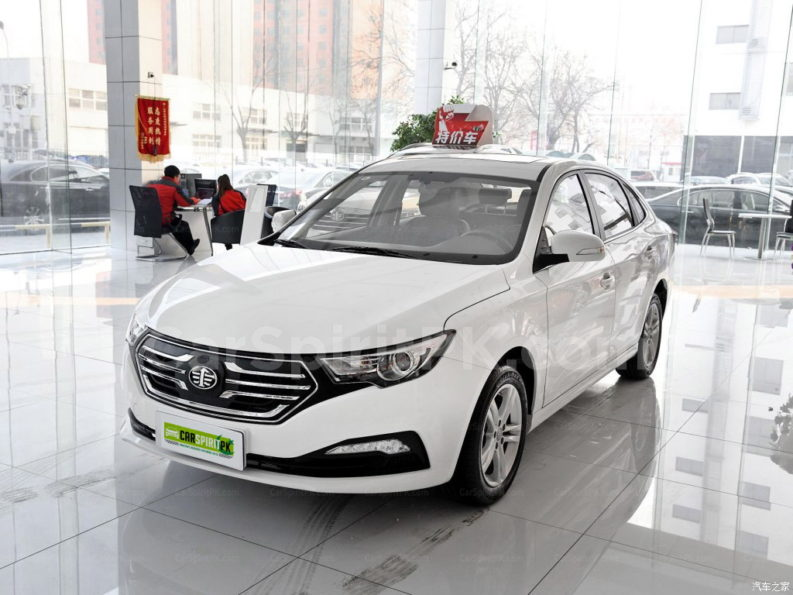 All-Electric FAW B30EV Launched in China 3
