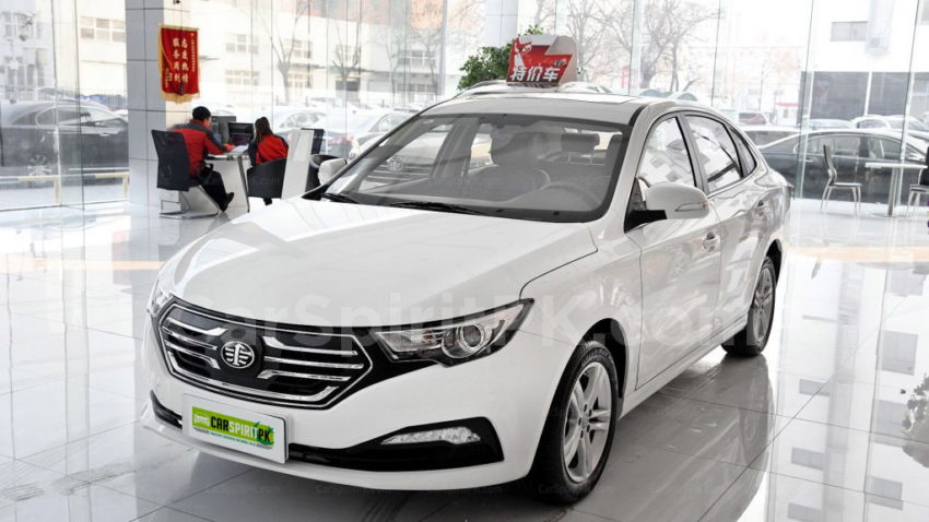 All-Electric FAW B30EV Launched in China 4