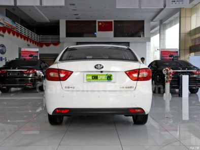All-Electric FAW B30EV Launched in China 5