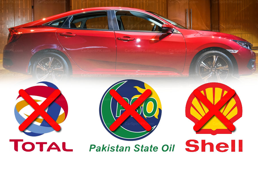Honda Says Fuel from Shell, Total and PSO Harms its Engines 25