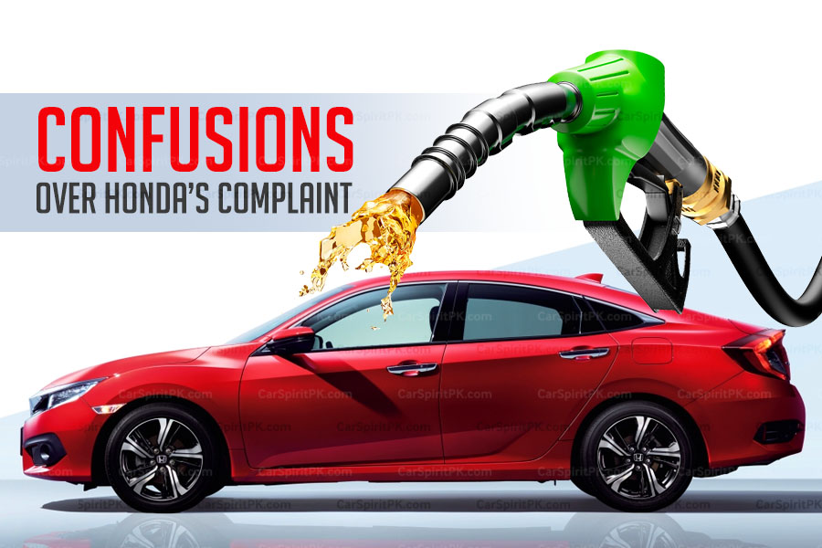 Confusions Over Honda's Complaint About Bad Petrol 19