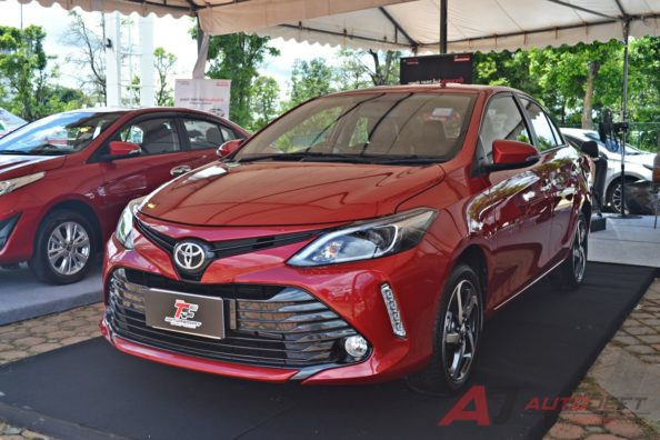 Toyota Vios- What to Expect? 1