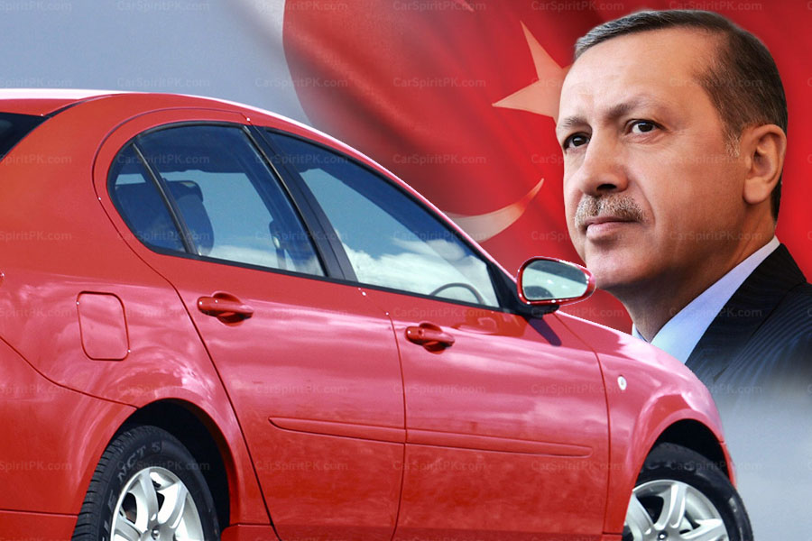Erdogan Unveils Plans for Turkey's National Car for a 2021 Debut 1