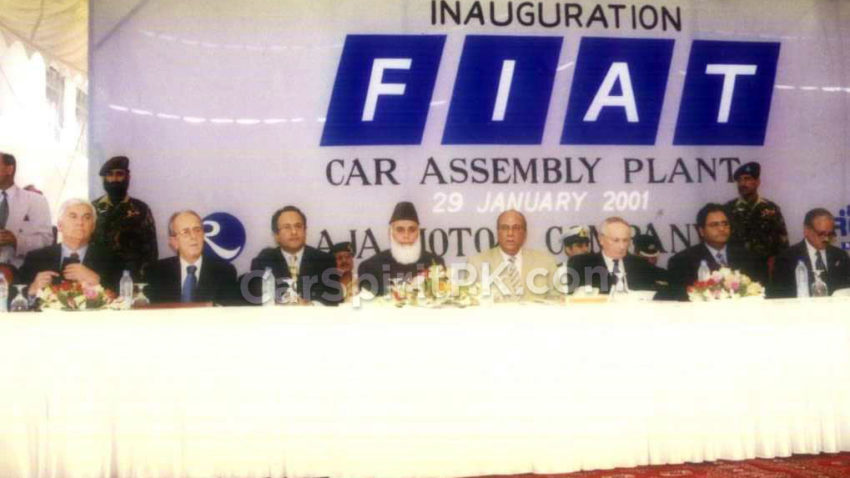 A Look Back at FIAT in Pakistan 1