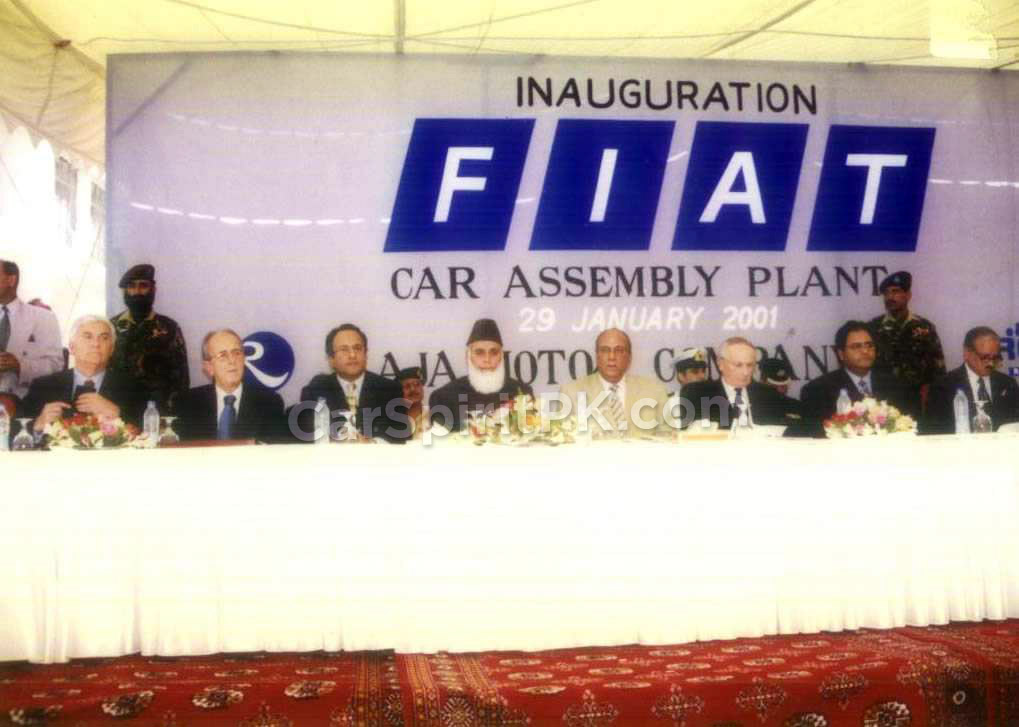 A Look Back at FIAT in Pakistan - CarSpiritPK