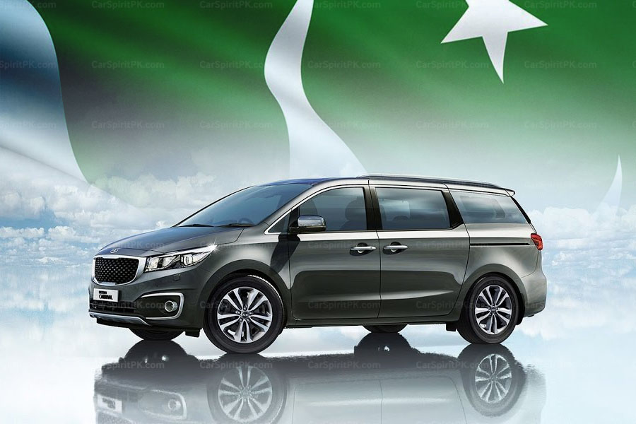 The Upcoming KIA Grand Carnival 1