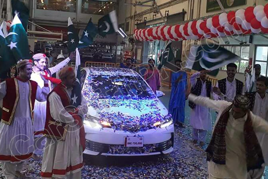 Indus Motors Celebrates Producing 750,000 Units 1