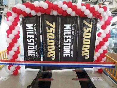 Indus Motors Celebrates Producing 750,000 Units 2