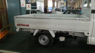 FAW Carrier vs Suzuki Mega Carry 3