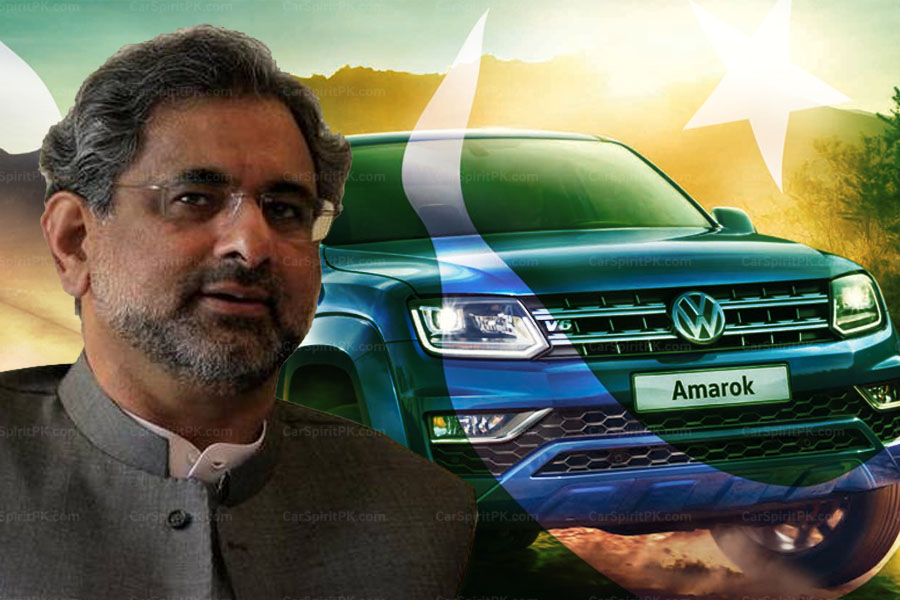 PM Abbasi Welcomes Volkswagen's Entry in Pakistan 3
