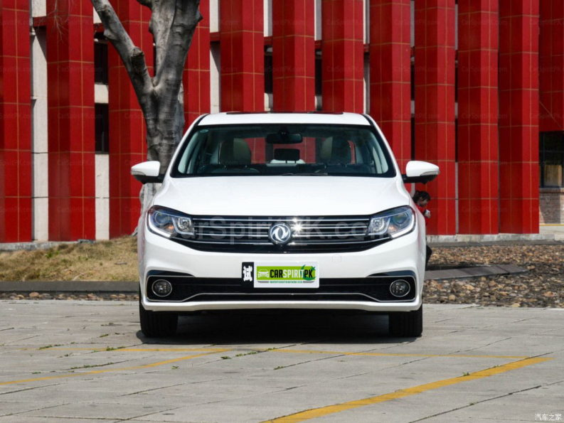 The Dongfeng S50 Sedan 15