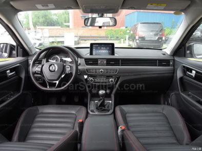 The Dongfeng S50 Sedan 6