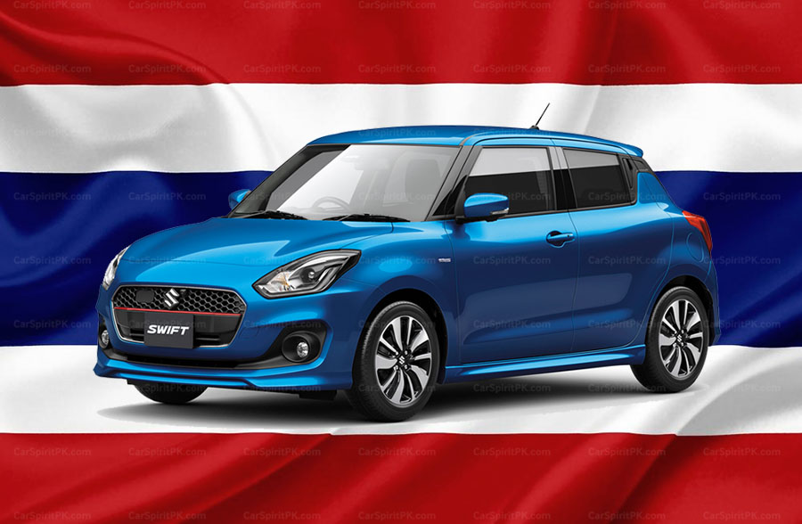 New Swift to Launch in Thailand by Early 2018 6