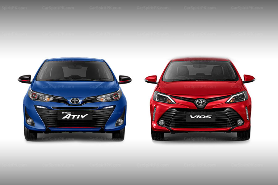 Vios or Yaris Ativ.. Which One Should Replace XLi and GLi in Pakistan? 18
