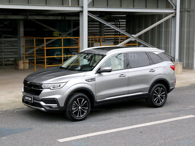 Zotye to Launch T500 SUV in China- HRL Yet Unable to Find a Dealership 7