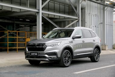 Zotye to Launch T500 SUV in China- HRL Yet Unable to Find a Dealership 3