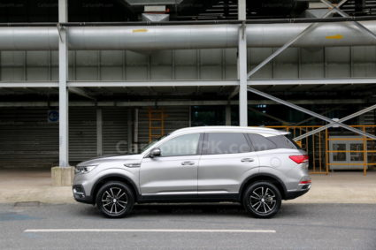 Zotye to Launch T500 SUV in China- HRL Yet Unable to Find a Dealership 9