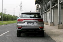 Zotye to Launch T500 SUV in China- HRL Yet Unable to Find a Dealership 12