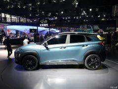 Hyundai Encino at 2017 Guangzhou Auto Show 4