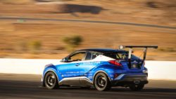 Toyota C-HR R-Tuned Claims 'World's Fastest Crossover' 12