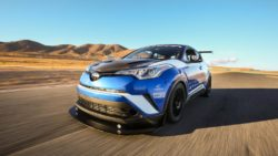 Toyota C-HR R-Tuned Claims 'World's Fastest Crossover' 13