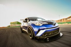 Toyota C-HR R-Tuned Claims 'World's Fastest Crossover' 9