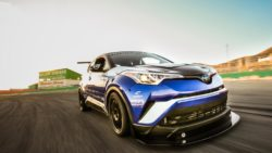 Toyota C-HR R-Tuned Claims 'World's Fastest Crossover' 11