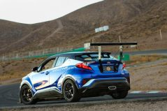 Toyota C-HR R-Tuned Claims 'World's Fastest Crossover' 4