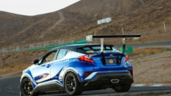 Toyota C-HR R-Tuned Claims 'World's Fastest Crossover' 6